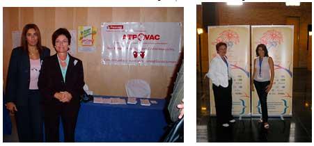 Congresos Montserrat 2007 y Zaragoza 2009