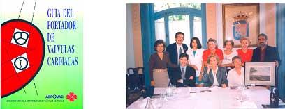 Libro y Presentación en 1995