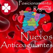 Posicionamiento Regional nuevos anticoagulantes