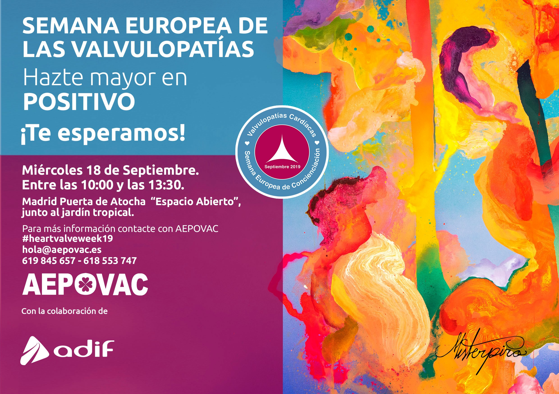 Convocatoria_Semana Europea de las valvulopatías
